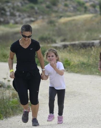 מרוץ ענבה ענת מעין 2013